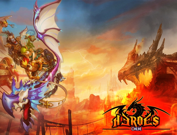 Heroes Online tung trailer mới, ra mắt ngày 12/8 6