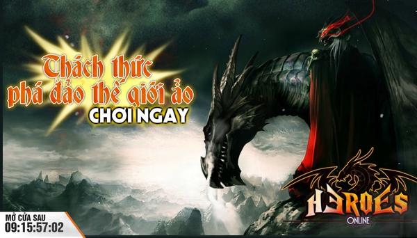Heroes Online phát hành trên Zing tại Việt Nam? 1