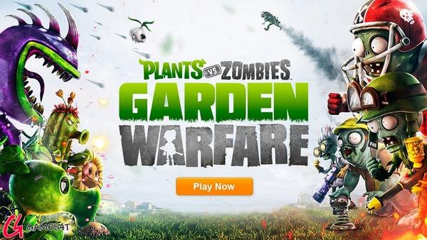 PvZ: Garden Warfare cho phép gamer biến thành quái vật 1