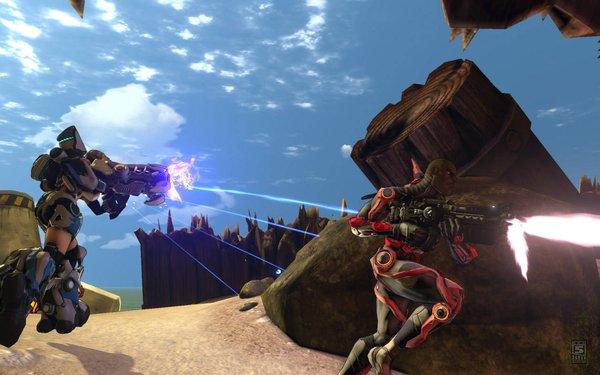 Garena có thể phát hành Firefall ở Việt Nam 2