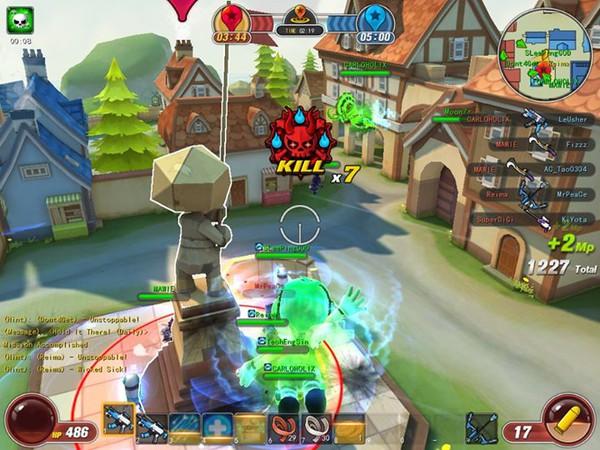 Những game online hot đang chuẩn bị cập bến Việt Nam 10