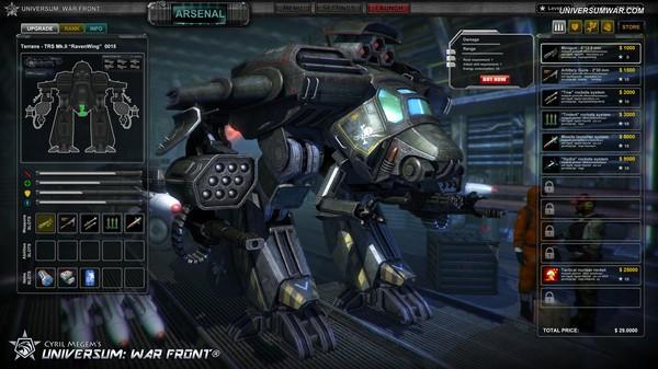 Universum: War Front - game online tuyệt đỉnh sắp xuất hiện 4