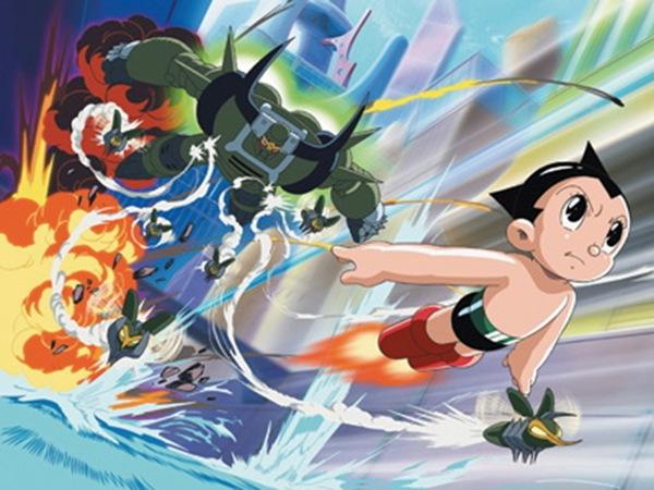 Top 10 nhân vật mạnh nhất thế giới manga 7