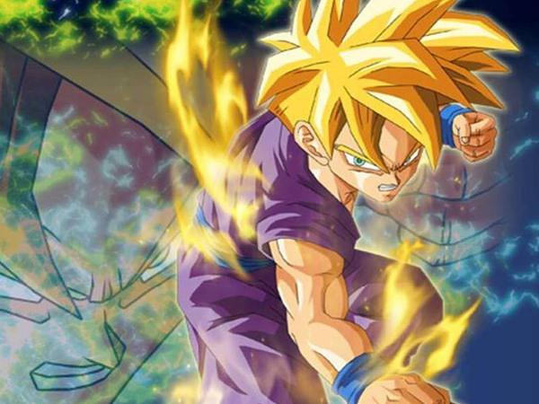 Top 10 nhân vật mạnh nhất thế giới manga 6