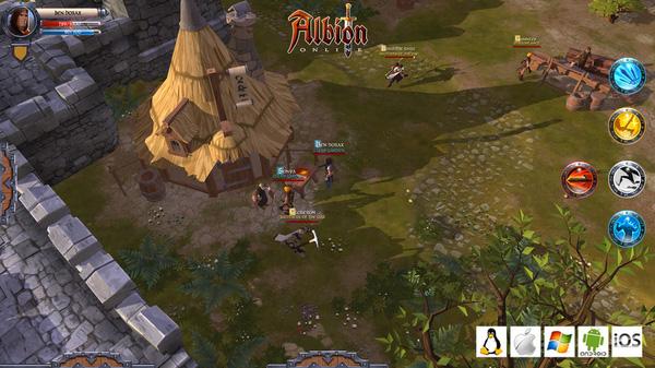 Game nhập vai gây sốt Albion Online lộ thêm thông tin mới 1