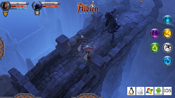 Albion Online - Game đa nền hấp dẫn thử nghiệm ngay trong tháng 3 2
