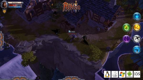 Albion Online - Game đa nền hấp dẫn thử nghiệm ngay trong tháng 3 3