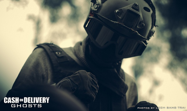 "Cosplay Call of Duty: Ghosts ""thuần Việt"" cực chất 2"