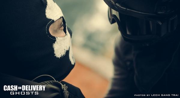 "Cosplay Call of Duty: Ghosts ""thuần Việt"" cực chất 4"