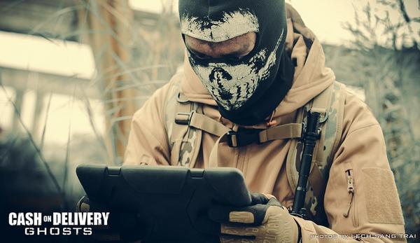 "Cosplay Call of Duty: Ghosts ""thuần Việt"" cực chất 6"