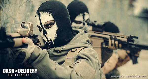 "Cosplay Call of Duty: Ghosts ""thuần Việt"" cực chất 9"