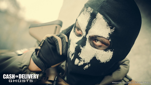 "Cosplay Call of Duty: Ghosts ""thuần Việt"" cực chất 14"