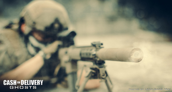 "Cosplay Call of Duty: Ghosts ""thuần Việt"" cực chất 22"