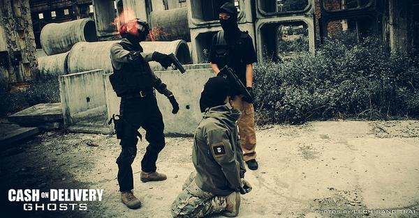 "Cosplay Call of Duty: Ghosts ""thuần Việt"" cực chất 23"
