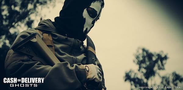 "Cosplay Call of Duty: Ghosts ""thuần Việt"" cực chất 28"