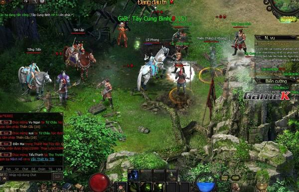 Rồng Tam Quốc: Game chỉ cần xem không cần chơi 4