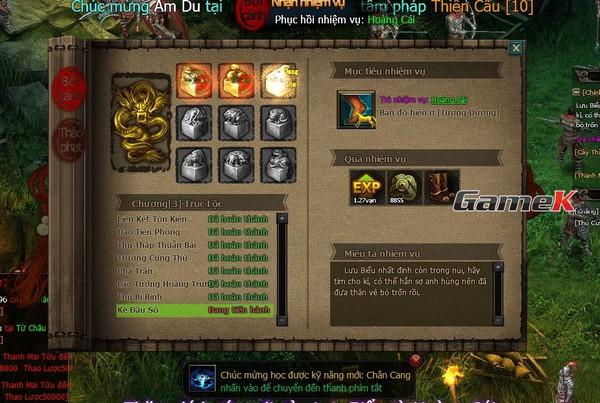 Rồng Tam Quốc: Game chỉ cần xem không cần chơi 8
