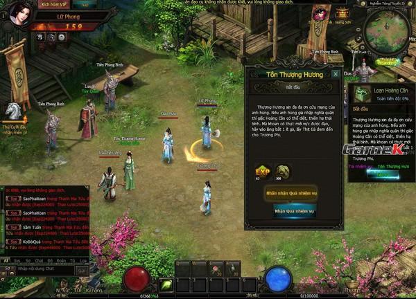 Rồng Tam Quốc: Game chỉ cần xem không cần chơi 2