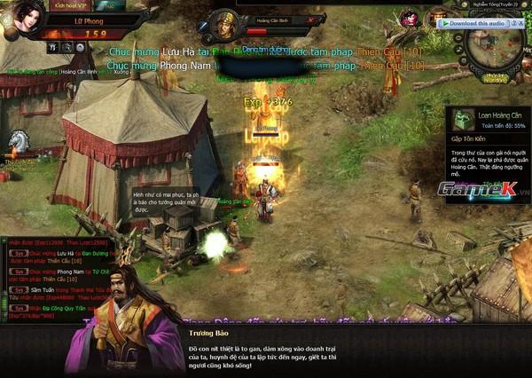 Rồng Tam Quốc: Game chỉ cần xem không cần chơi 14