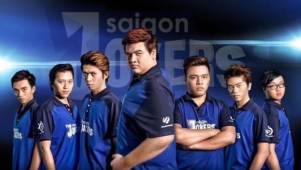 LMHT GPL Mùa xuân 2014: Saigon Jokers 1