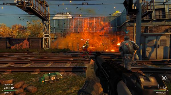 Top game online nổi bật dành cho fan game bắn súng 1
