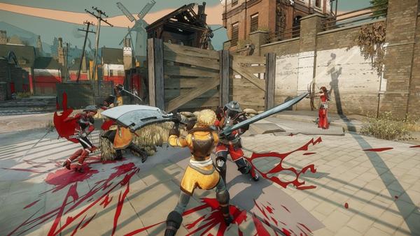 """Những game online """"đẫm máu"""" mới đáng chơi nhất hiện nay 1"""