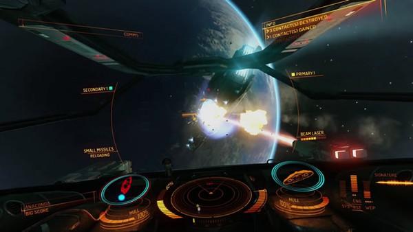 Đánh giá Elite: Dangerous - MMO không chiến thú vị 1