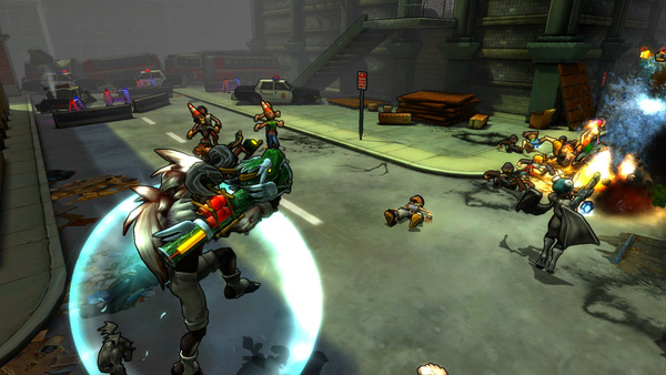 Top game online nổi bật dành cho fan game bắn súng 9