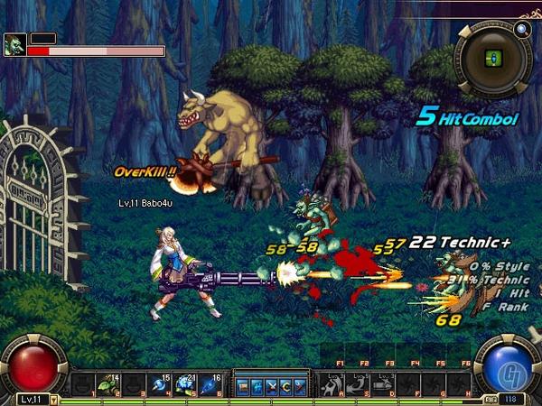 Dungeon Fighter Online: Điểm hẹn của gamer Việt ưa chặt chém 1