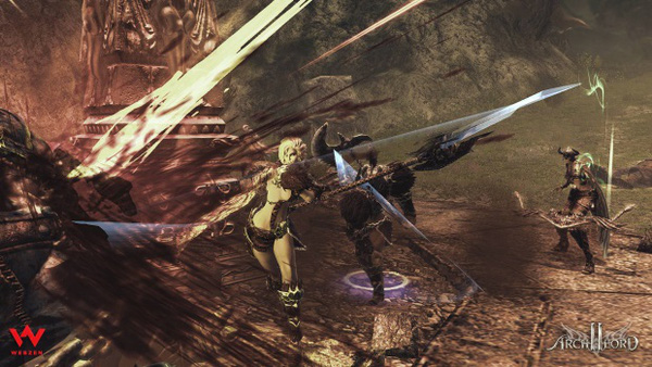 Game hot Archlord II khoe gameplay hành động ấn tượng 1