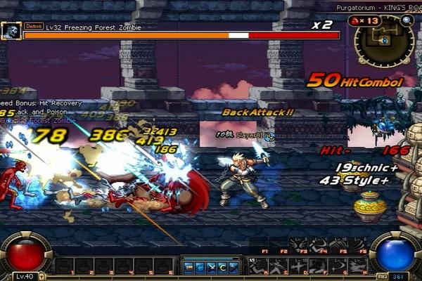 Dungeon Fighter Online: Điểm hẹn của gamer Việt ưa chặt chém 4