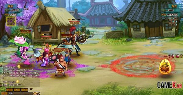 Webgame Q-style Sửu Nương Nương được mua về Việt Nam 3