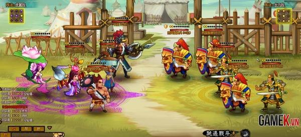 Webgame Q-style Sửu Nương Nương được mua về Việt Nam 1