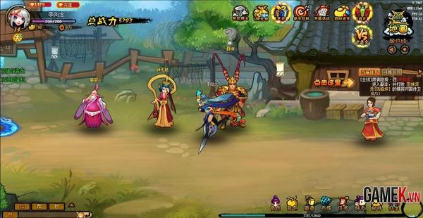 Webgame Q-style Sửu Nương Nương được mua về Việt Nam 5