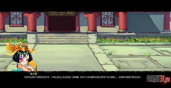 Webgame Q-style Sửu Nương Nương được mua về Việt Nam 6