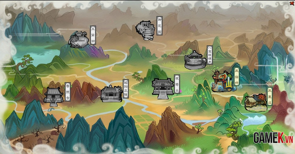 Webgame Q-style Sửu Nương Nương được mua về Việt Nam 8