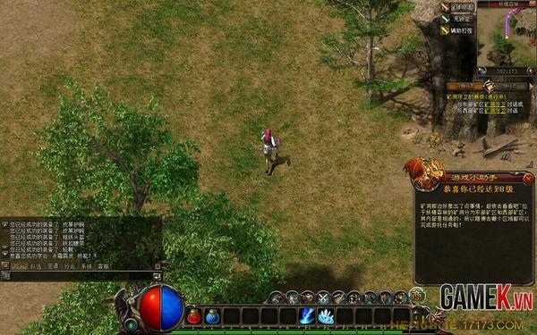 Long Giới Tranh Bá- Game 2D có bối cảnh Châu Âu 4