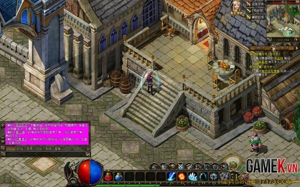 Long Giới Tranh Bá- Game 2D có bối cảnh Châu Âu 5