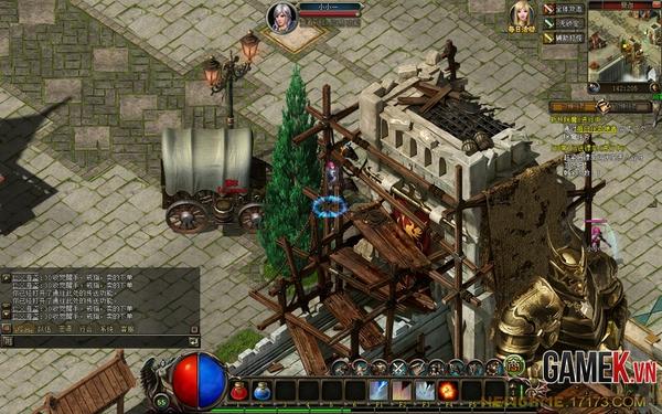 Long Giới Tranh Bá- Game 2D có bối cảnh Châu Âu 6