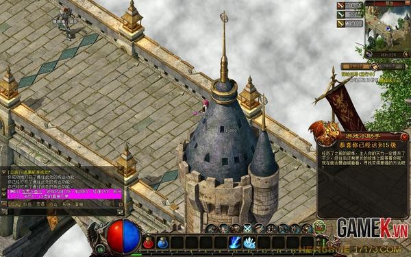 Long Giới Tranh Bá- Game 2D có bối cảnh Châu Âu 7
