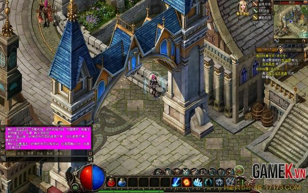 Long Giới Tranh Bá- Game 2D có bối cảnh Châu Âu 9