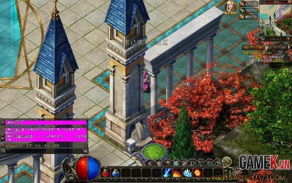 Long Giới Tranh Bá- Game 2D có bối cảnh Châu Âu 11