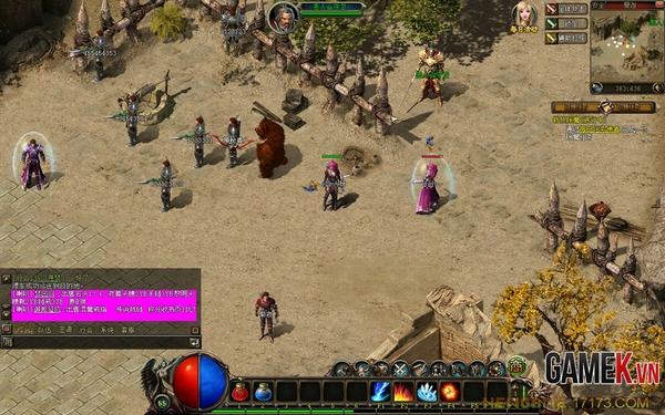 Long Giới Tranh Bá- Game 2D có bối cảnh Châu Âu 22