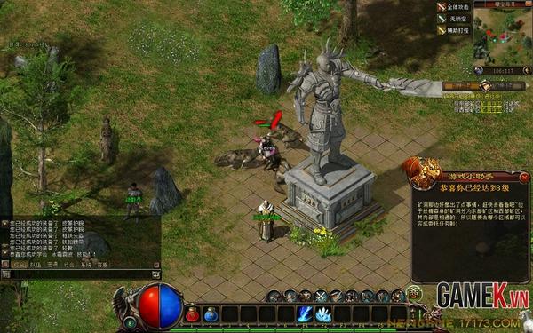 Long Giới Tranh Bá- Game 2D có bối cảnh Châu Âu 12