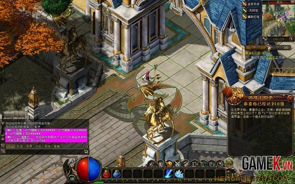 Long Giới Tranh Bá- Game 2D có bối cảnh Châu Âu 13