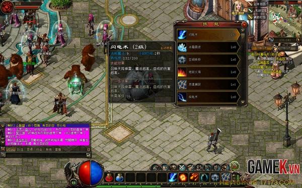 Long Giới Tranh Bá- Game 2D có bối cảnh Châu Âu 14