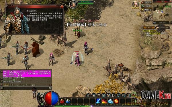 Long Giới Tranh Bá- Game 2D có bối cảnh Châu Âu 15