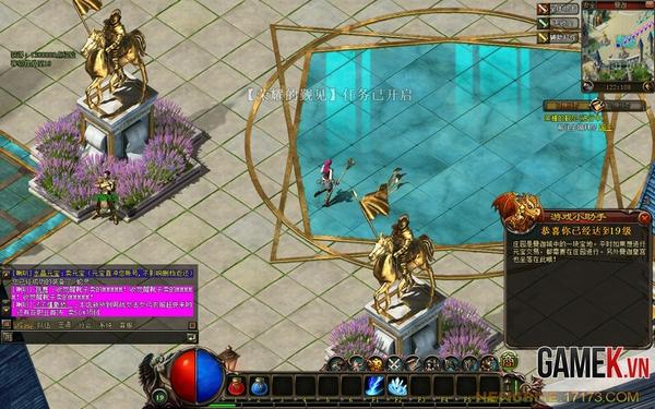 Long Giới Tranh Bá- Game 2D có bối cảnh Châu Âu 16