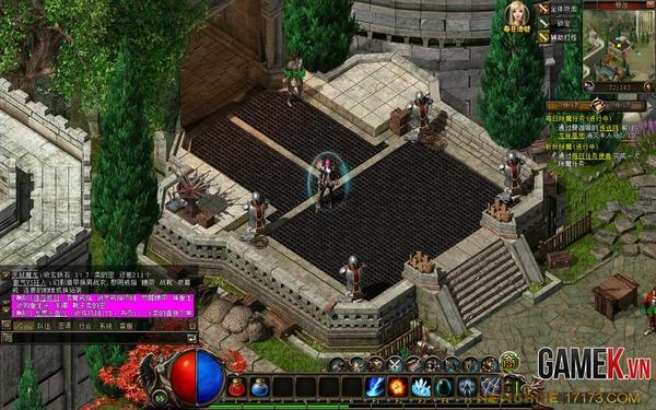 Long Giới Tranh Bá- Game 2D có bối cảnh Châu Âu 23