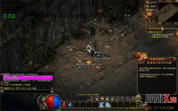 Long Giới Tranh Bá- Game 2D có bối cảnh Châu Âu 24